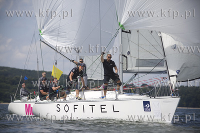 Sopot. 14. regaty Sopot Match Race.