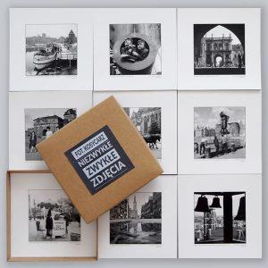 Zdjęcia 10x10 w pudełku